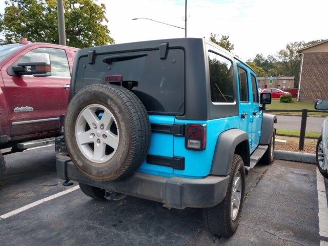Jeep Wrangler Unlimited 2017 price $31,690