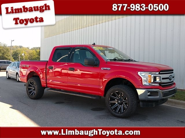 Ford F-150 2019 price $43,250