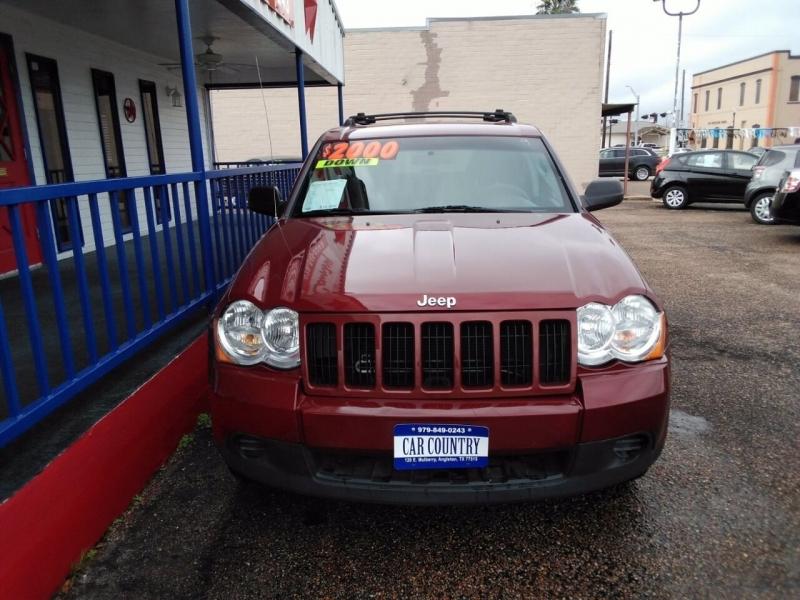 Jeep Grand Cherokee 2009 price $10,495