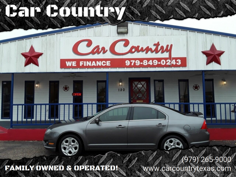 Ford Fusion 2010 price $9,495