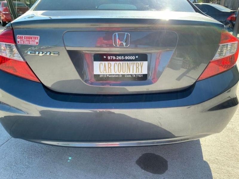 Honda Civic 2012 price $10,495