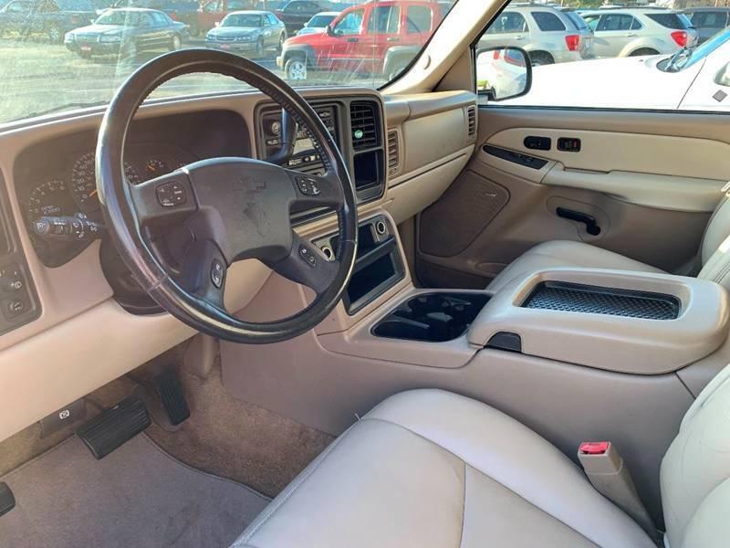 Chevrolet Tahoe 2003 price $6,995