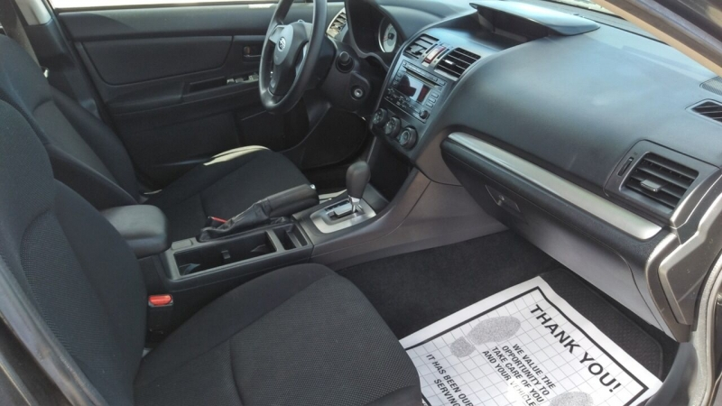Subaru Impreza 2012 price $10,495