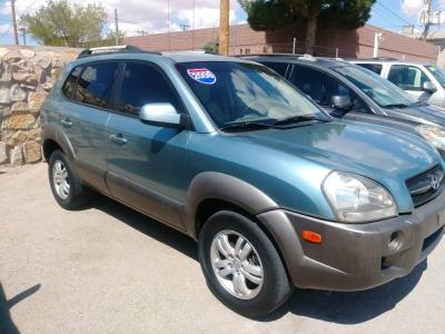 2008 Hyundai Tucson FWD 4dr V6 Auto...