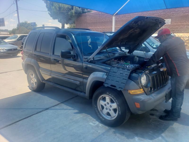 2006 Jeep Liberty