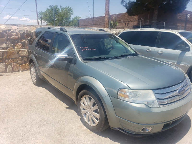 2008 Ford Taurus X 4dr Wgn Limited ...