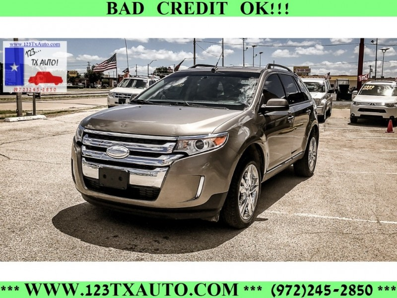 Ford Edge 2012 price *EASY APPROVALS*