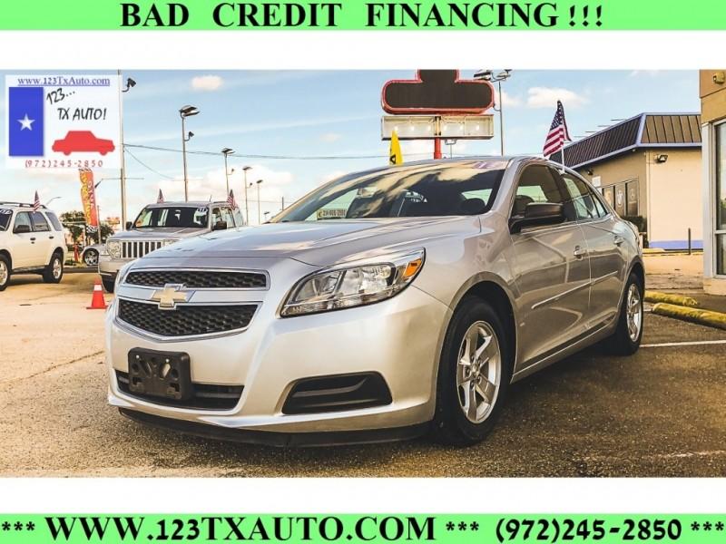 Chevrolet Malibu 2013 price **WE FINANCE**