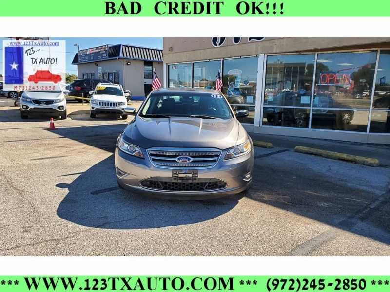 Ford Taurus 2012 price **WE TOTE THE NOTE**