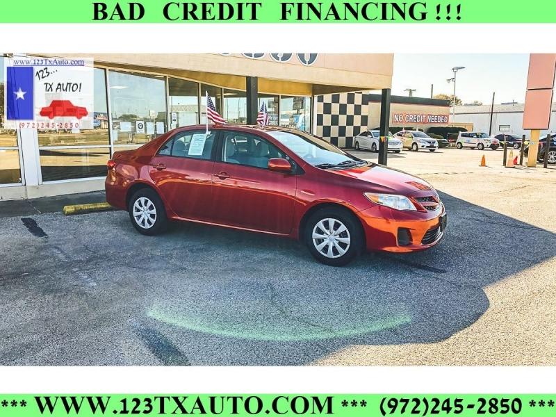 Toyota Corolla 2011 price **FINANCIAMOS!**