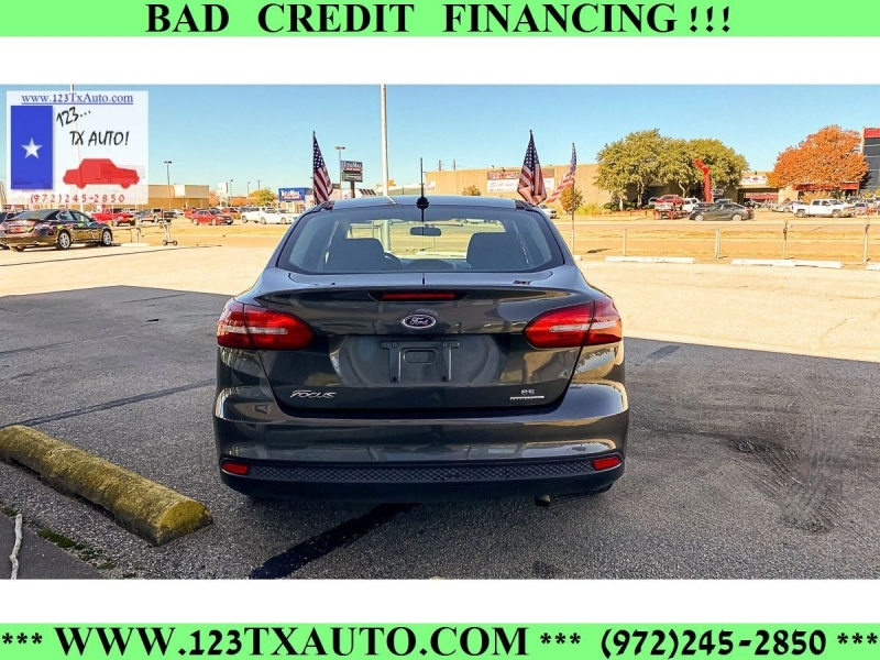 Ford Focus 2015 price **IN HOUSE FINANCE!**