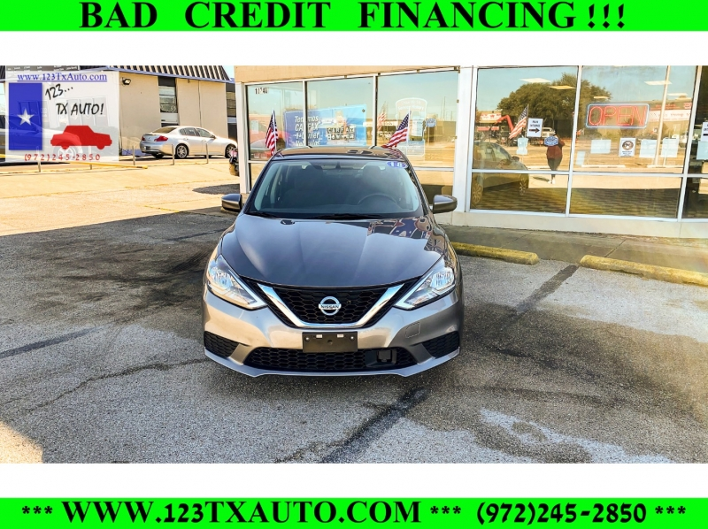 Nissan Sentra 2018 price **BUY HERE PAY HERE**