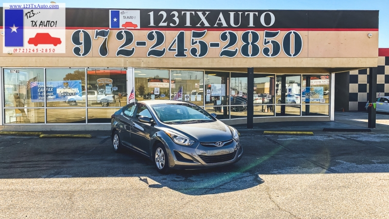 Hyundai Elantra 2014 price **SECOND CHANCE FINANCE!**