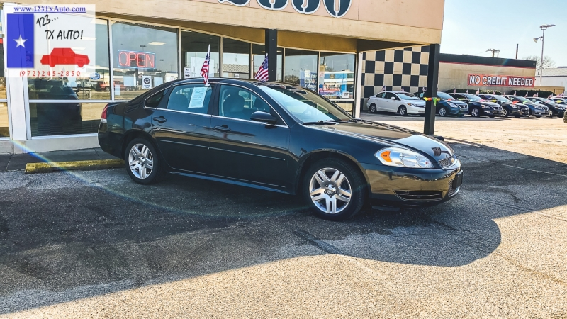 Chevrolet Impala Limited 2015 price **IN HOUSE FINANCE!**