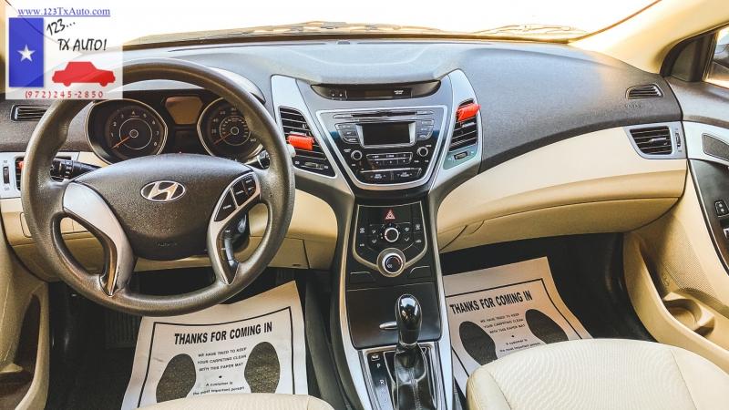 Hyundai Elantra 2016 price **BUY HERE PAY HERE**