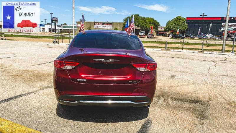 Chrysler 200 2016 price **WE FINANCE**