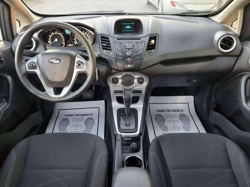 Ford Fiesta 2017 price $10,999
