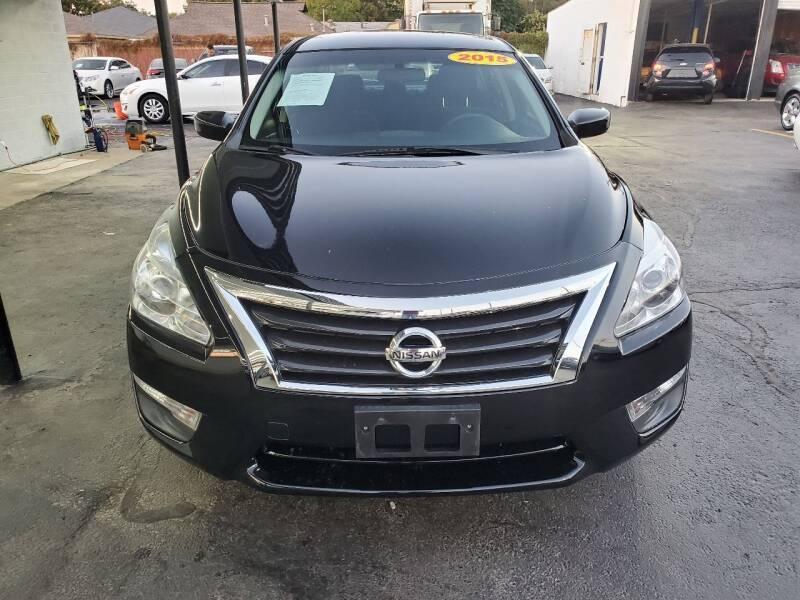Nissan Altima 2015 price $12,499