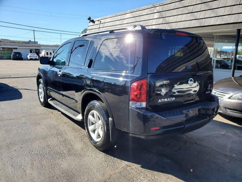 Nissan Armada 2014 price $14,999