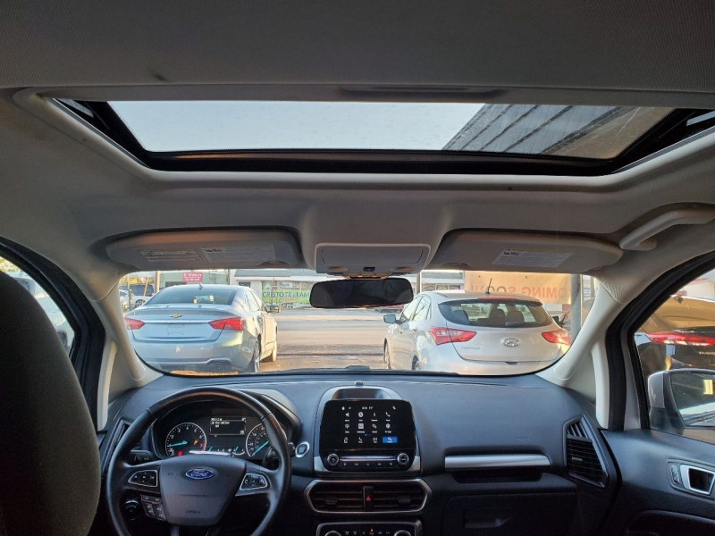 Ford EcoSport 2018 price $14,499