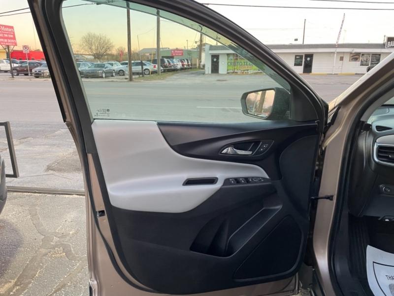 Chevrolet Equinox 2018 price $16,499