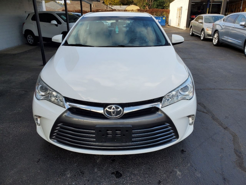 Toyota Camry 2016 price $14,999