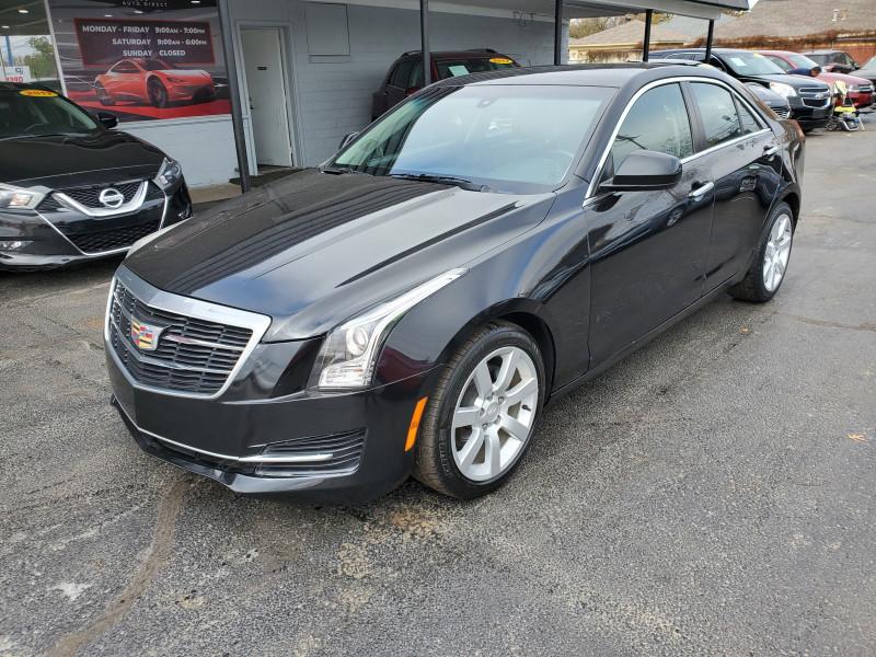 Cadillac ATS Sedan 2016 price $10,900