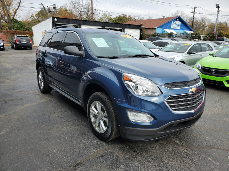 Chevrolet Equinox 2017 price $15,499