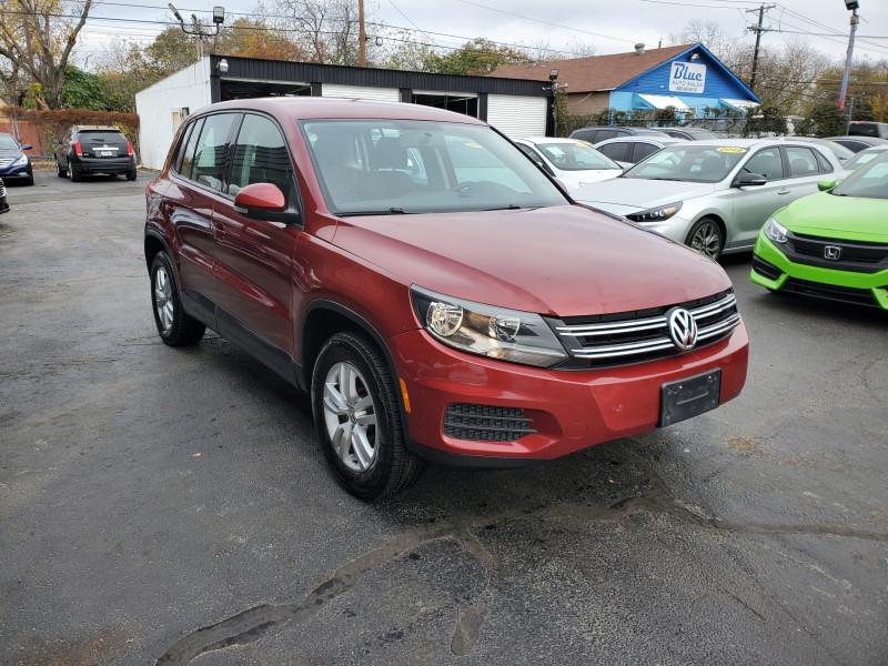 Volkswagen Tiguan 2014 price $12,499
