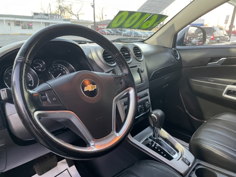 Chevrolet Captiva Sport Fleet 2014 price $6,100