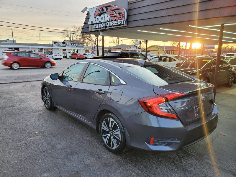 Honda Civic Sedan 2016 price $16,250