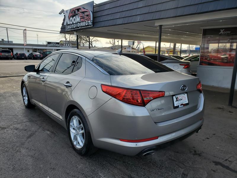 Kia Optima 2012 price $11,900