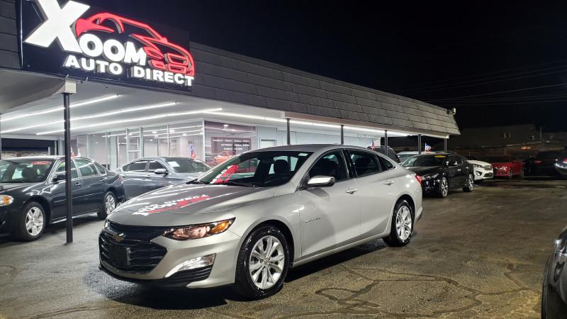 Chevrolet Malibu 2020 price $17,900