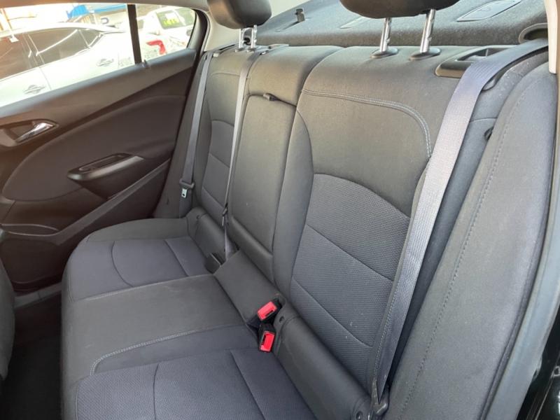 Chevrolet Cruze 2017 price $12,999
