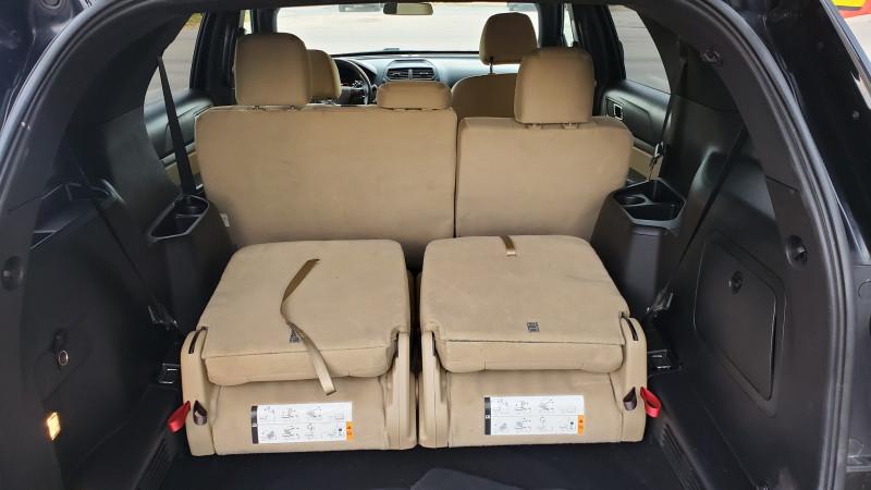 Ford Explorer 2017 price $0