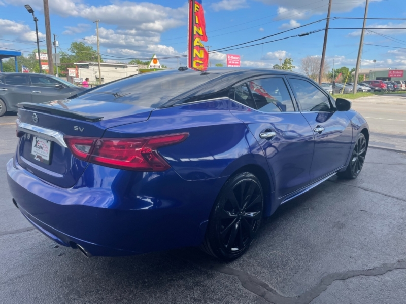Nissan Maxima 2018 price $0