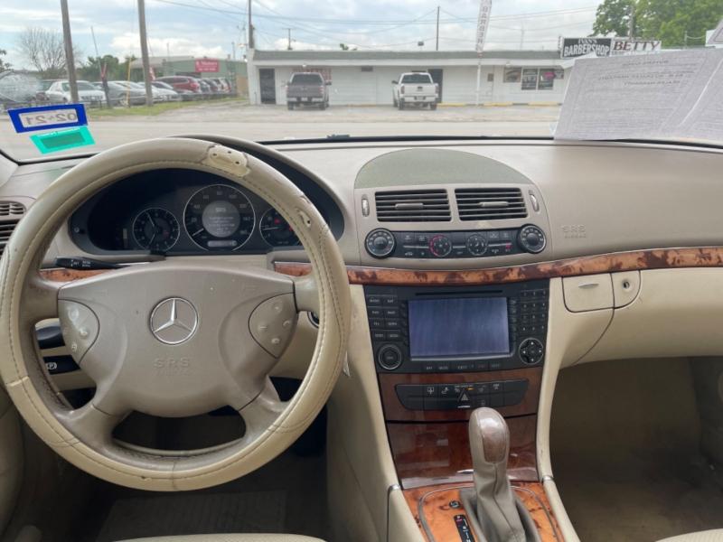 Mercedes-Benz E-Class 2005 price $4,999 Cash
