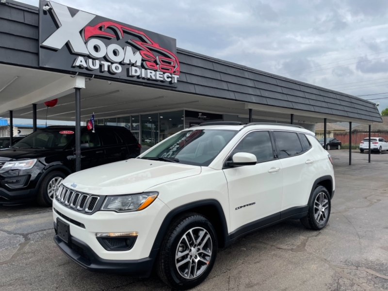 Jeep Compass 2019 price Call for Price