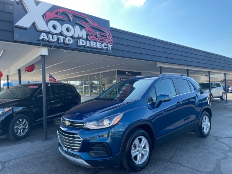 Chevrolet Trax 2019 price Call for Price