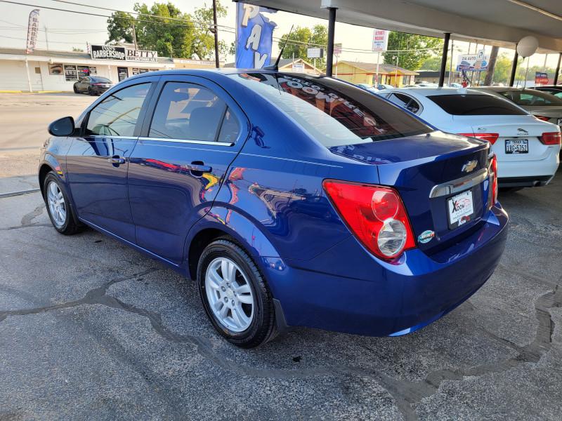 Chevrolet Sonic 2014 price $4,999 Cash