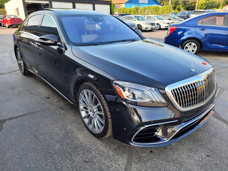 Mercedes-Benz S-Class 2018 price $70,000 Cash