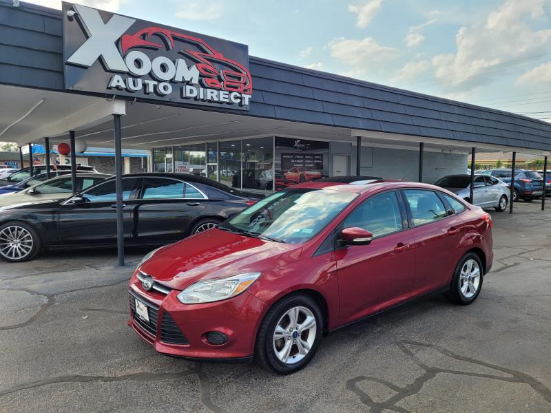 Ford Focus 2013 price $13,499