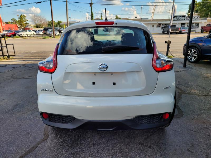 Nissan JUKE 2015 price $16,000