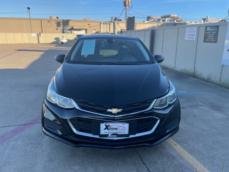 Chevrolet Cruze 2017 price $14,490