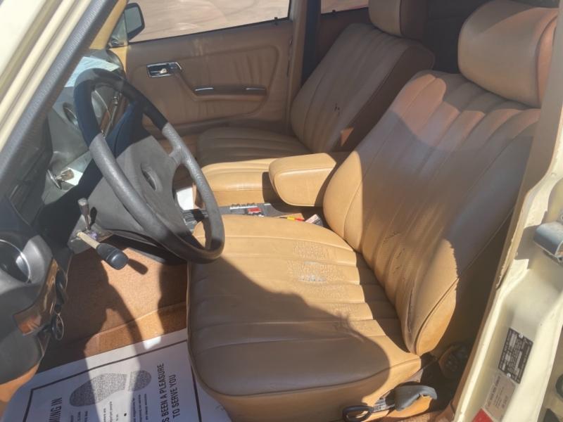 Mercedes-Benz - 1981 price $4,999 Cash
