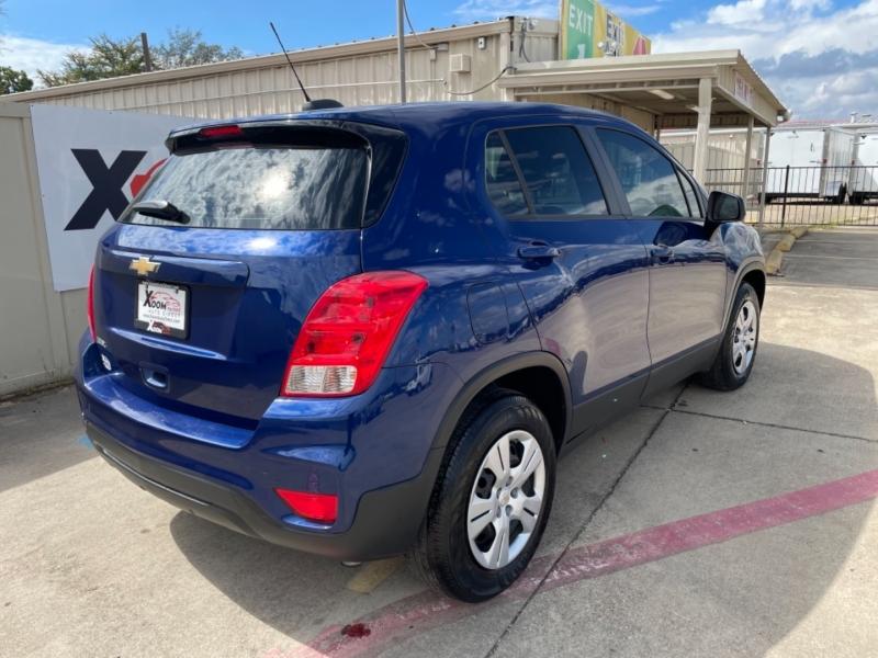 Chevrolet Trax 2017 price $17,500