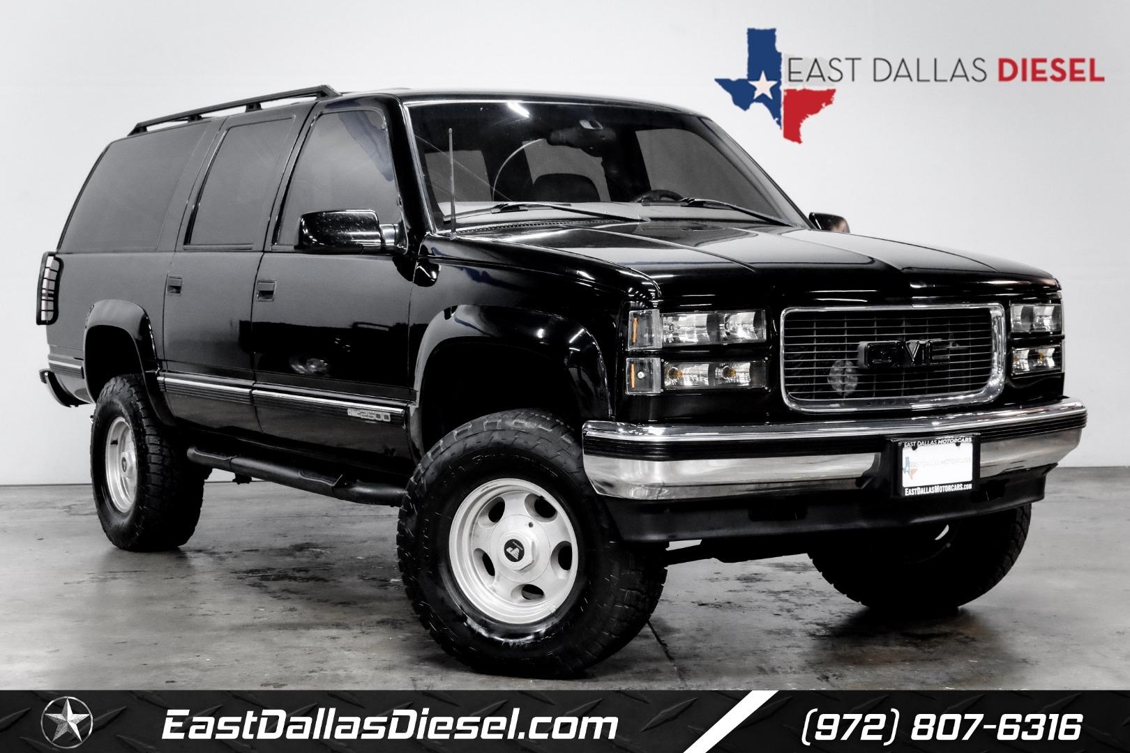 1 Owner Rare 2500 Slt Pkg 7 4l V8 Auto 4wd Leather 3rd Row Lifted Custom Wheels Tx Truck East Dallas Diesel Dealership In Dallas