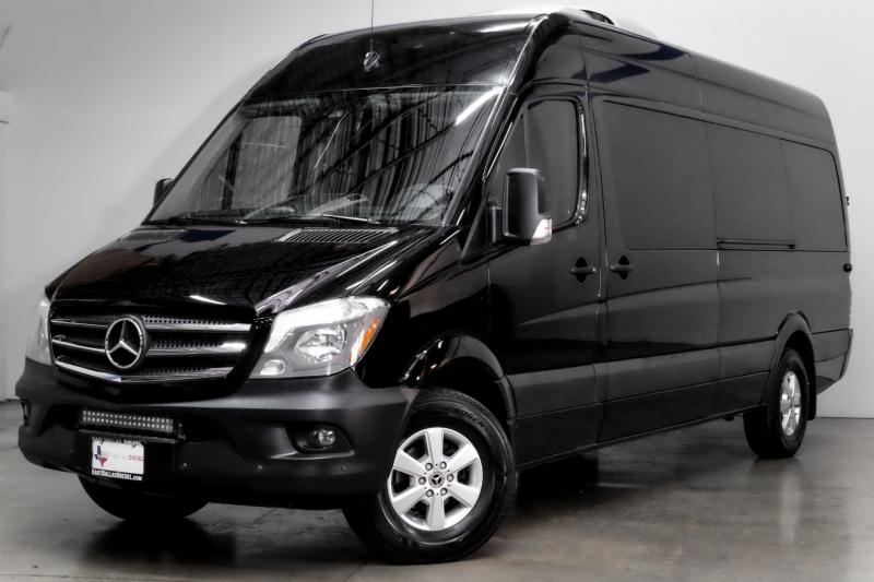 Freightliner Sprinter Cargo Vans 2015 price $29,995