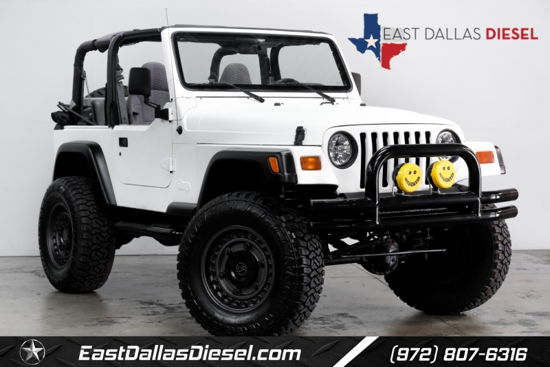 Jeep Wrangler 1998 price $13,995