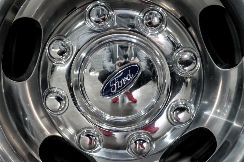 Ford Super Duty F-350 DRW 2018 price $56,995